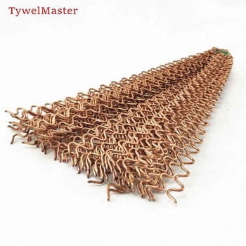 Dent Pulling Wave Wire 10pcs Wiggle Wire 320mm Long 2mm Diameter Car Repair Dent Pulling Spot Welding Panel Pulling Wiggle Wires фото
