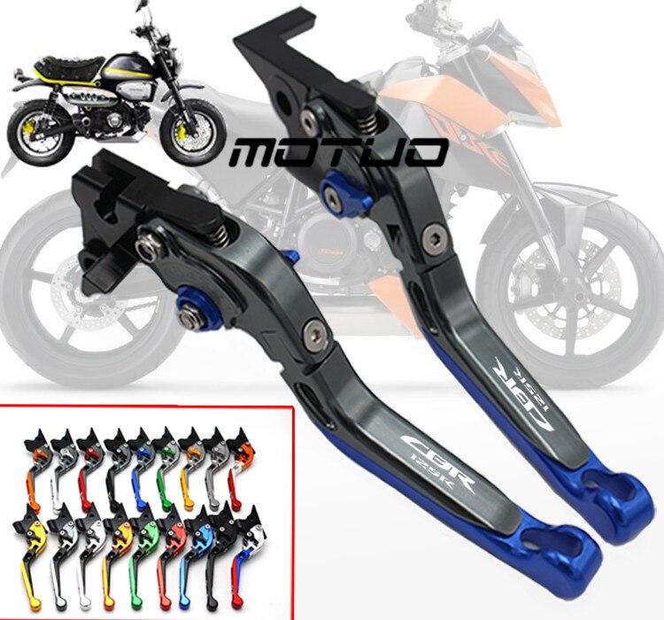 Motorcycle Clutch Lever For Honda CBR 125 R CBR125R 2004 2005 2006 2007 2008 2009 2010