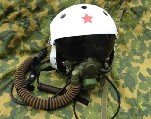 b5cd75b76423 Military Surplus China Air Force Fighter Pilot YM 6  9 Oxygen Mask ...