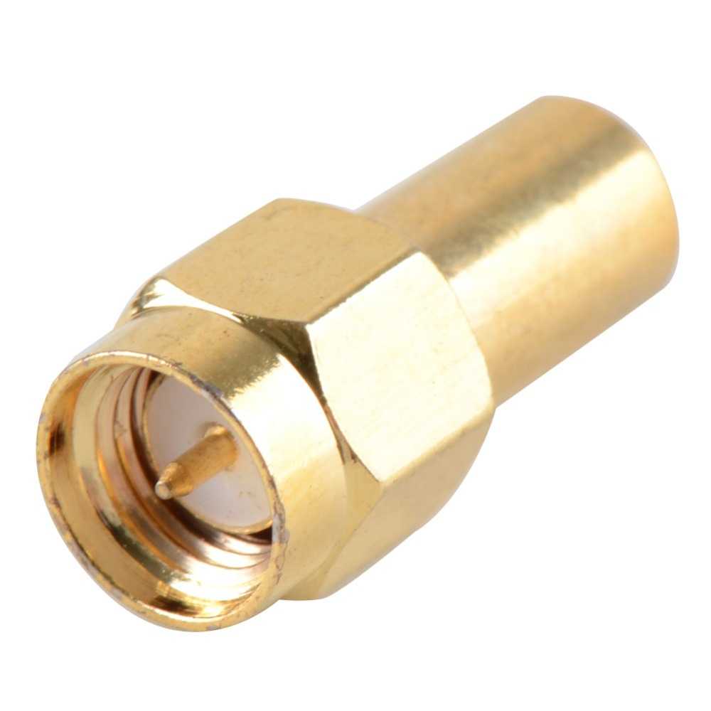 New SMA 1W Watt Male Plug RF Coaxial Termination Loads DC- 2.5GHz 50Ohm Dummy Load VC723 P0.11 10x 5w watt 2r2 2 2 ohm 5