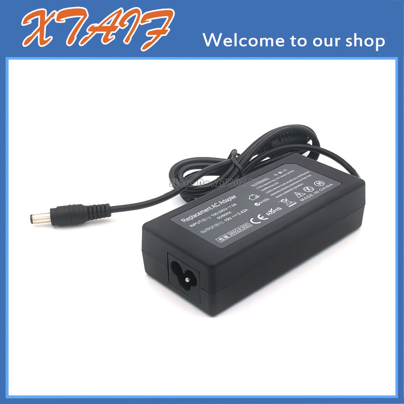 19V 3.42A AC Adapter Charger Power Supply Cord For Asus EXA0703YH PA 1650 66-in AC/DC Adapters