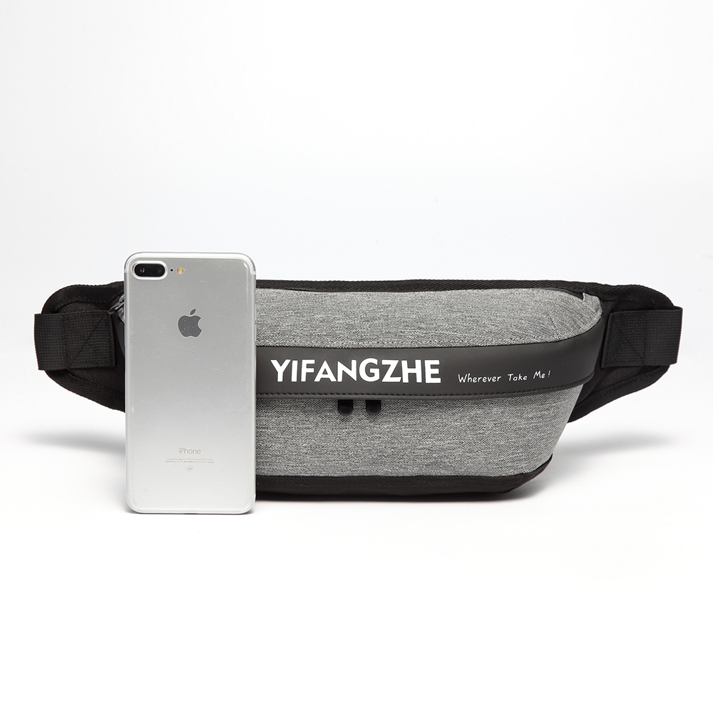 YIFANGZHE Men Sling Chest Bag Water resistant Premium Nylon Small Shoulder Pack Lightweight Crossbody Mini Fashion Day pack in Waist Packs from Luggage Bags