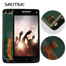 Продажа Srjtek для lenovo s960 ЖК-дисплей Дисплей испытания Дисплей для lenovo Vibe X S960 ЖК-дисплей Сенсорный экран планшета в сборе с рамкой S960t