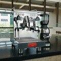 Аппарат для профилирования давления для эспрессо welhome KD-310VPS кофеварка для эспрессо (переменное давление) с bluetooth