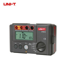 UNI-T UT501A Insulation Resistance Testers Auto Range Lcd backlight High Voltage Indication