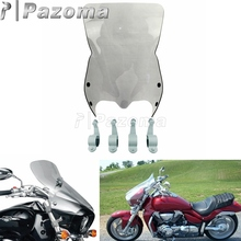 New Thermoplastic Motorcycle Windshield Windscreen For Suzuki 06-16 Boulevard M109R Cruisers