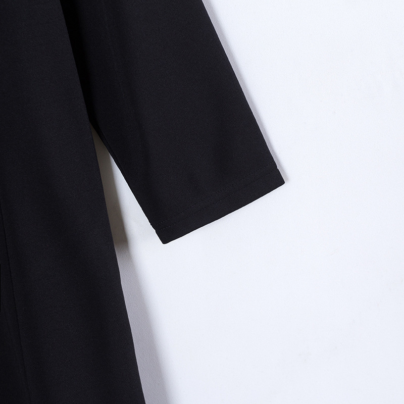 Ženska proljetna modna haljina D6977001 debela MM 7 minuta - Ženska odjeća - Foto 5
