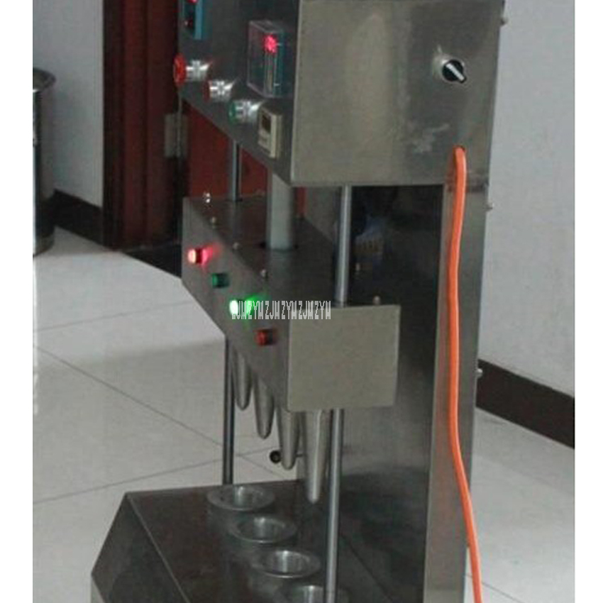 Commercial Stainless steel high quality 4 pieces molds Pizza Cone moulding Machine 220V/ 50 Hz factory price pizza cone oven pizza cone machine pizza vending machines for sale