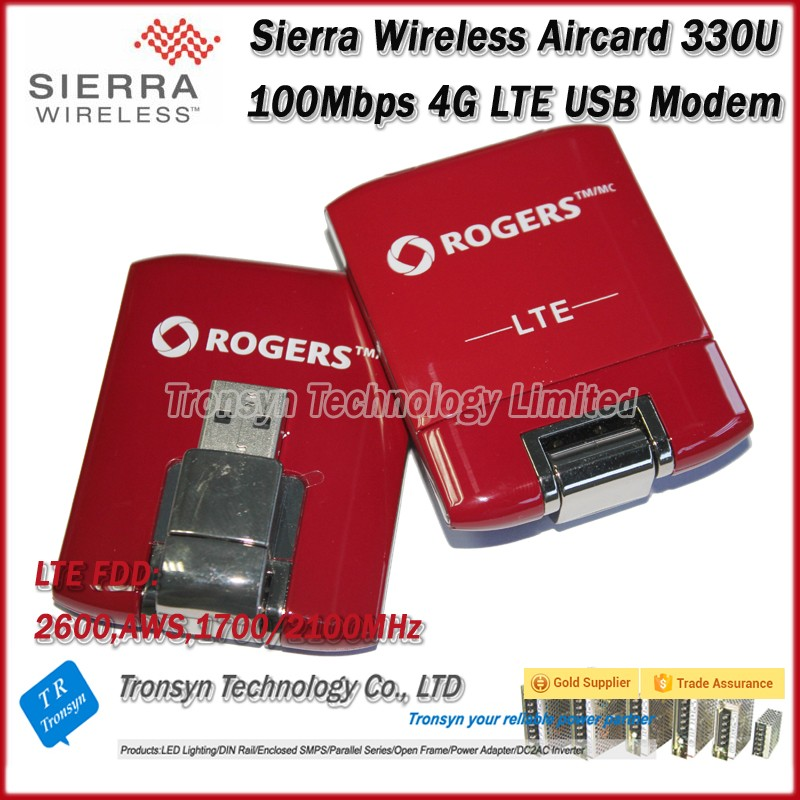 Original Unlock LTE FDD 100Mbps Sierra Wireless Aircard 330U 4G USB Universal Modem And 4G LTE USB Dongle original unlock 100mbps sierra wireless aircard 340u 4g lte usb wifi dongle with lcd display support fdd 700 aws 1700 2100mhz