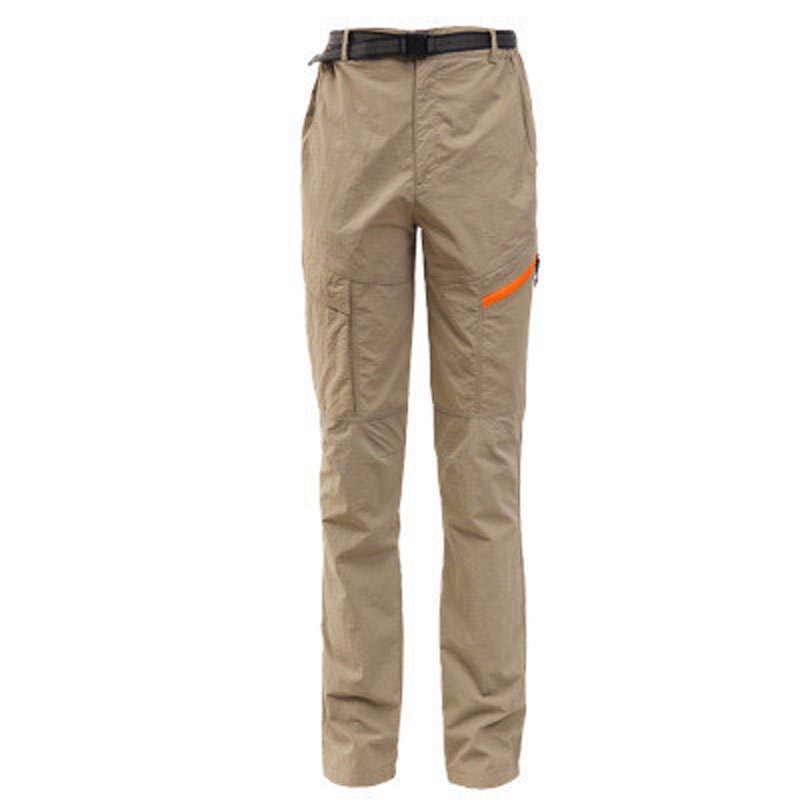 Men Women Outdoor Quick Dry Hiking Pants Climbing Camping