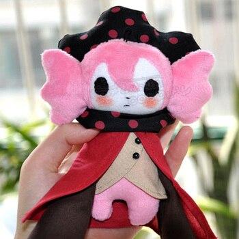 16cm Puella Magi Madoka Magica Charlotte Witch Handmade Stuffed Plush Doll