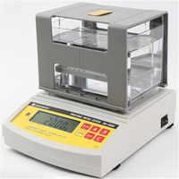 DH-300K DahoMeter 2 Jahre Garantie Digitale Elektronische Gold Tester Maschine Gold Dichtemesser Gold Reinheit Tester