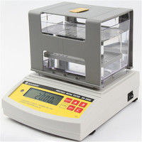 DH 300K DahoMeter 2 Years Warranty Digital Electronic Gold Tester Machine Gold Densimeter Gold Purity Tester