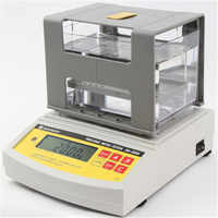 DH-300K DahoMeter, 2 años de garantía, probador electrónico Digital de oro, máquina, densímetro de oro, probador de pureza de oro