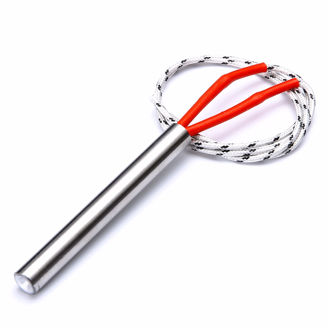 AC 110V 300W Electric Heating Tube Mold Element Heater Tube 9.5x80mm