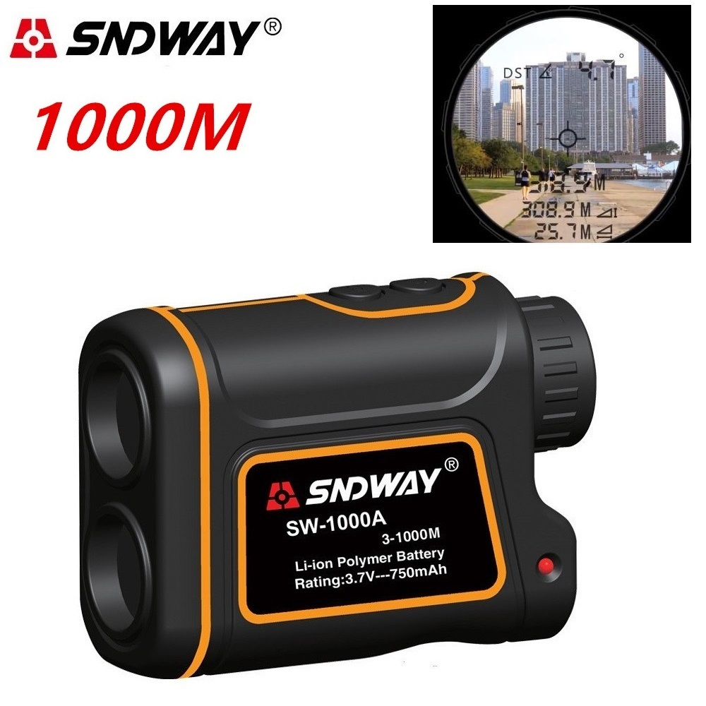 Telescope trena laser range finder tape measure laser rangefinders distance meter Digital 8X 900M 1000M Monocular hunting golf 5pcs by dhl fedex telescope laser rangefinders distance meter digital 900m monocular hunting golf range finder tape measure