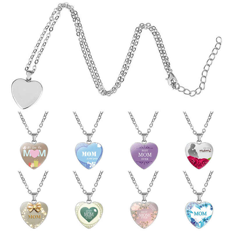 Detail Feedback Questions About Silver Color Heart Pendant Necklace