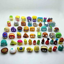 Popular Cartoon Anime Action Figures Toys Garbage Moose The Grossery Gang Model Toy Dolls Kids Christmas Gift 30 Pcs/lot