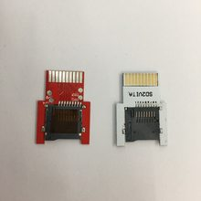 10 pz Per PSVita gioco card per micro SD/TF card adapter SD2Vita per Ps vita 1000 2000 rosso bianco e(China)