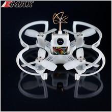 Original EMAX Babyhawk 85mm Micro Brushless FPV Racing Drone — PNP VERSION WHITE