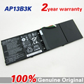 Ap13b3k bateria do laptop original para acer aspire v5 v5-472g v5-473g m5-583p v5-552 g v5-572g v5-573g r7 r7-571 v7-481 ac13b8k novo