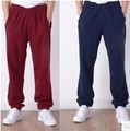 XL-7XL Loose trousers big men male plus fat size overalls push-up casual health full pants P2255