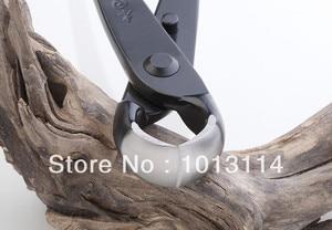 Image 4 - 210 millimetri manopola cutter bordo concavo cutter professionale livello di qualità In Lega di Acciaio Ad Alto tenore di Carbonio strumenti di bonsai fatta da TianBonsai