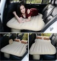 Hot sale Universal Car Travel Bed Car Back Seat Cover Inflatable Mattress/Good Quality Inflatable Car Air Bed For Camping