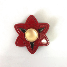 Naruto Metal Fidget Hand Spinner For Anti Stress