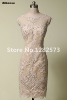 2017 New Country Style Satin Appliques Zipper Sheath Short Wedding Dresses Cheap Simple Bridal Gown Knee Length Prom Gown