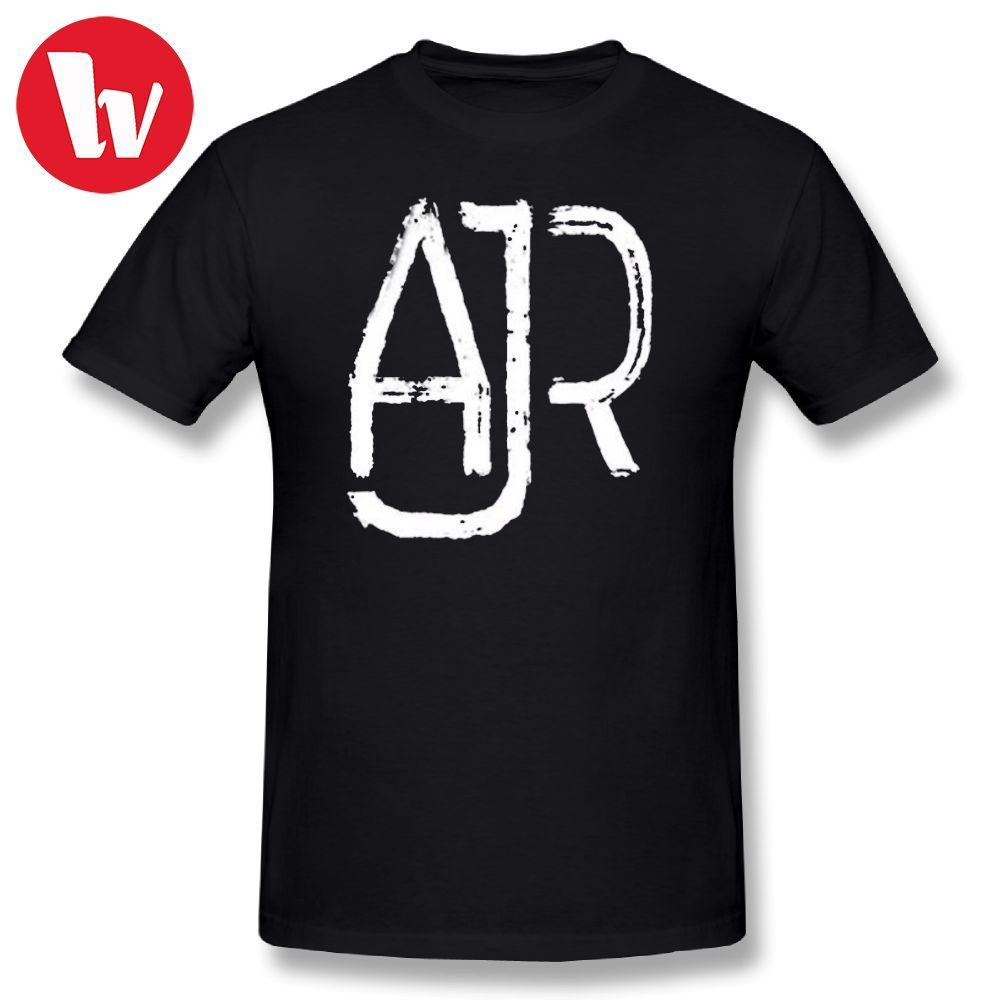 46ec42b1 US $11.54 37% OFF|Charlie Puth T Shirt AJR Letter Print Graphic Tees Men  Basic T Shirt XXXL 4XL T Shirts 6XL Oversized Cotton Casual Tee Shirt-in ...