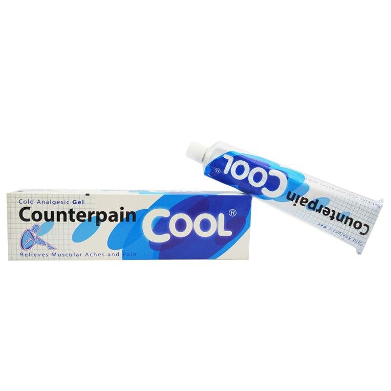 120g Tailandia Counterpain fresco analgésico crema adecuada artritis reumatoide dolor alivio del dolor bálsamo analgésico ungüento