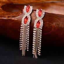Austrian Crystal Earrings