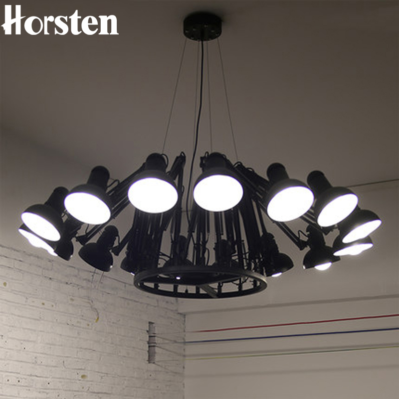 Horsten Modern American Personality lamp Spider Extendable light Pendant Scalable Lamp Home / Office / Bar Decoration Light Lamp modern american personality lamp spider extendable light pendant scalable lamp home office bar decoration light lamp