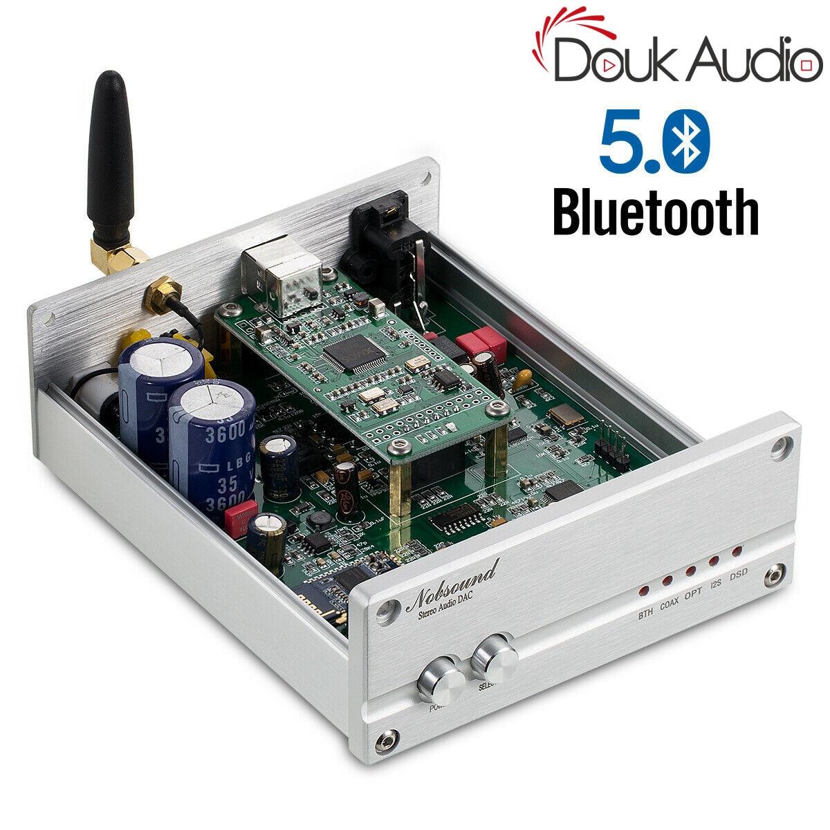 HiFi ES9038 Bluetooth 5.0 Audio Decoder USB DAC Opt/Coax Remote Control OLEDHiFi ES9038 Bluetooth 5.0 Audio Decoder USB DAC Opt/Coax Remote Control OLED