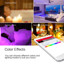 MIPOW Bluetooth Smart LED Light Bulbs APP Smartphone Group Controlled Dimmable Color Changing Decorative Christmas Party Lights