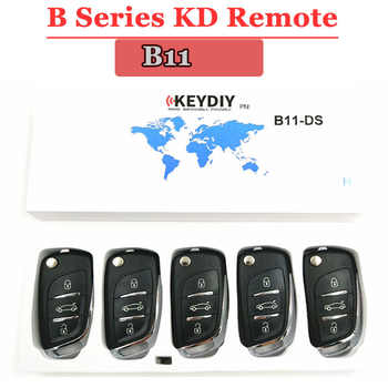 Free shipping (5pcs/lot)KD900 remote key B11 3 Button B series remote control for URG200 KD900 KD900+remote master - DISCOUNT ITEM  0% OFF All Category