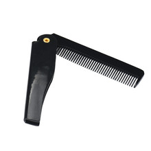 2017 Hairdressing Beauty Folding Beard And Beard Comb Beauty Tools For Men hair brush