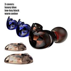 Image 4 - TENNMAK TRIO 3 Parti Staccabili Dual Driver Sport Curvetta MMCX In Ear Auricolari Auricolare Cuffie con il Microfono & Remote