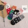 GEM STREET Cat Rabbit Penguin Discounts Art Ladies Boat Socks Antibacterial Japan Sweat Socks Classic Free Shipping Winter Socks