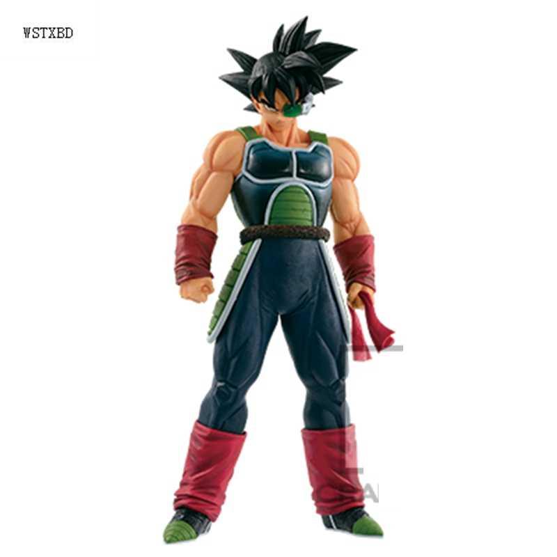Dragon Ball Z DBZ WSTXBD BANPRESTO Originais Grandista ROS GROS BARDUCK Bardock Ação PVC Figura Brinquedos Dolls Figurals