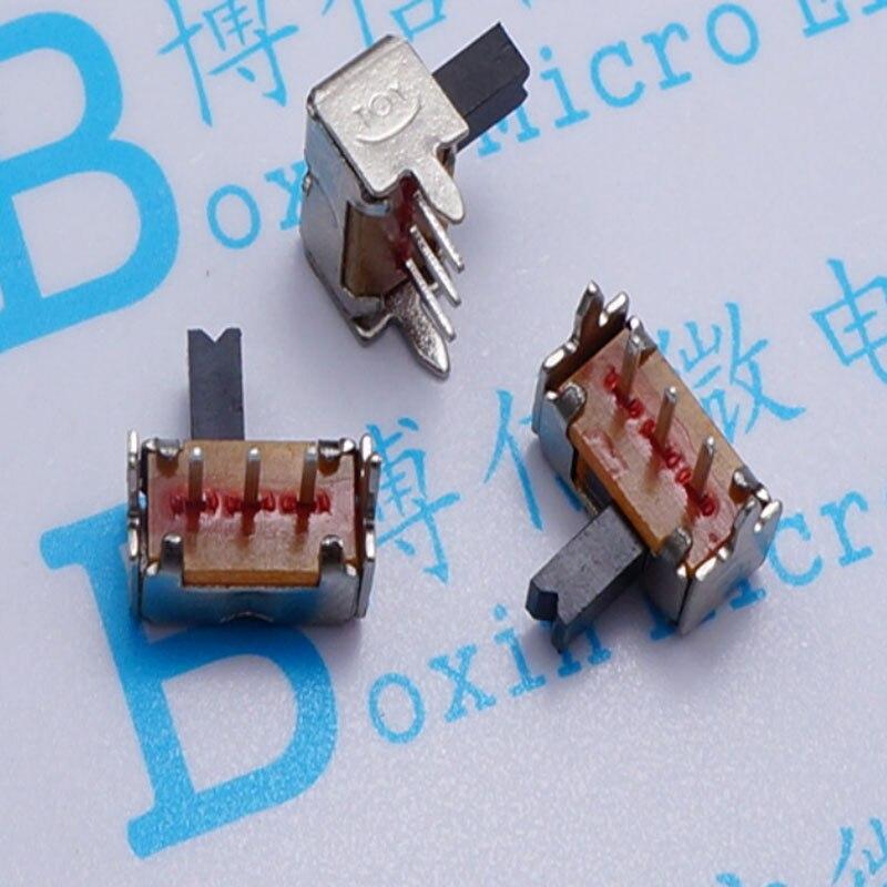 SK12D07 два переключателя боковой SK12D07VG4 боковой скользящий переключатель