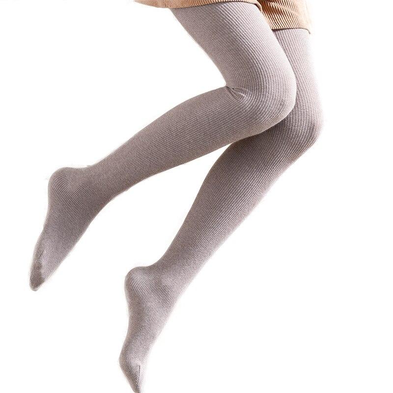 Solid Autumn Thick Women   Leggings   Fashion U305060