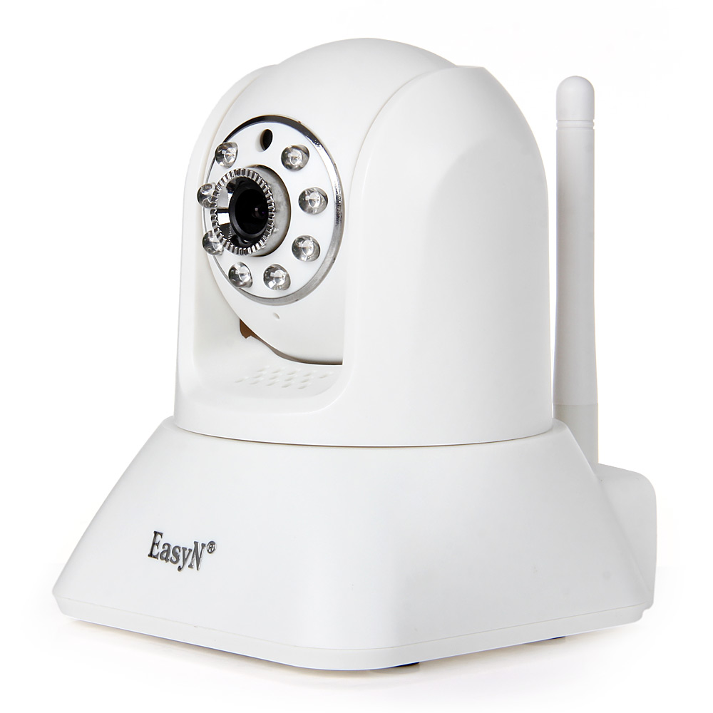 EasyN 187 1.3MP Surveillance Camera H.264 CMOS ONVIF Wireless IP Securtiy Camera with IR-Cut Night Vision Support Android/IOS(China (Mainland))