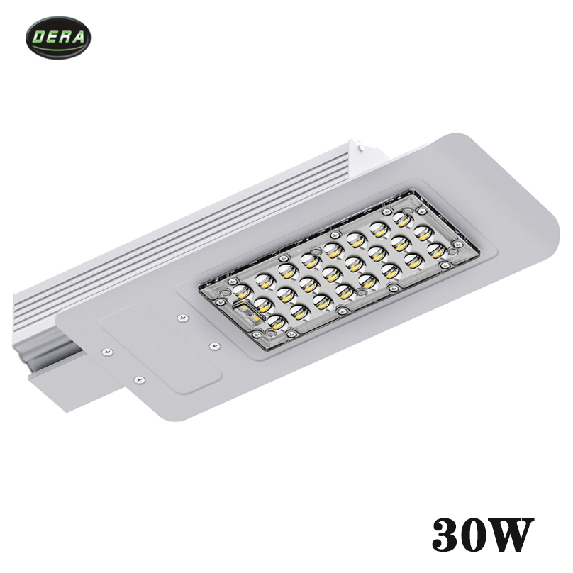 30W Free shipping sale AC110-277V led street light IP65 Bridgelux 130LM/W LED led street light 3 year warranty 1 pcs per lot cross street cr 07 6x15 5x114 3 d66 1 et43 w