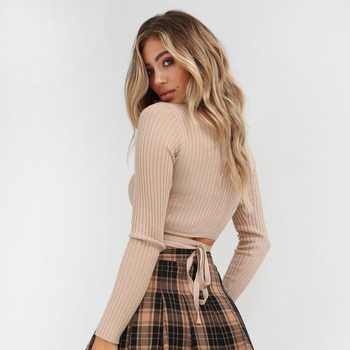 Colysmo Winter Sweater Women Sexy Sweater Jumper Cardigan Feminino Long Sleeve Shrug Knitted Tops Wrap Top Party Lady Sweaters