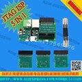 ISP Адаптер 5 В 1 Для J-tag Box & emmc коробка