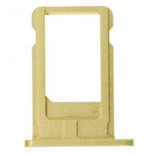 100 Guarantee New Original SIM Card Tray Gold Gray Silver for iPhone 6 4 7 10pcs
