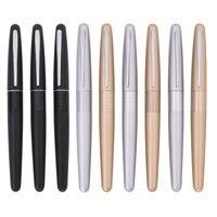 NARU Japan PILOT FP MR1 88G Metal Pen 78G Upgraded Version Fountain Pen 1PCS