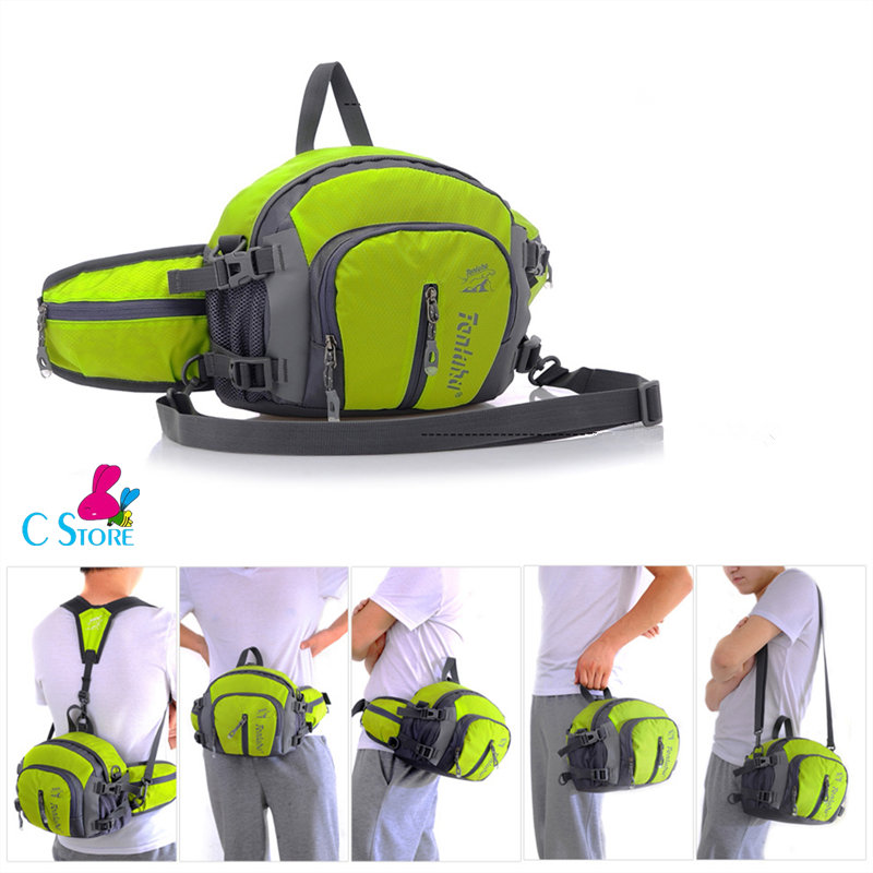 Relojes Y Joyas Able Newboler Running Bags Female Sport Waist Bag With Water Bottle For Walking Camping Gym Belt Bag Men Women Waterproof Fanny Pack Various Styles